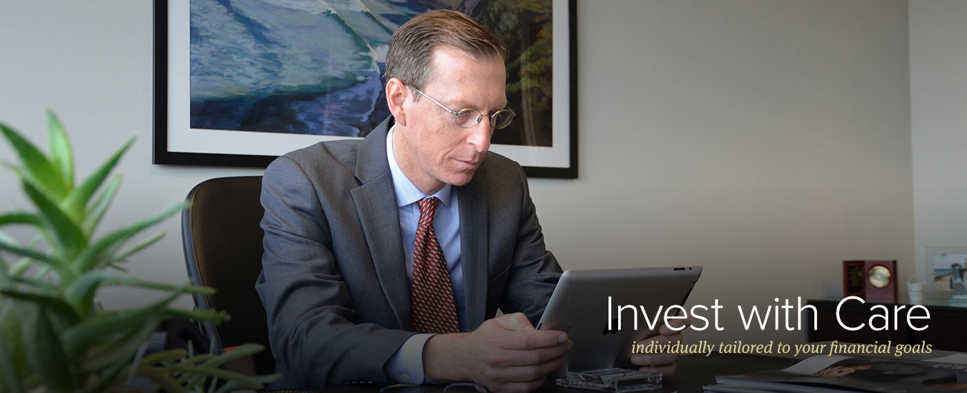 individually tailored to your financial goals