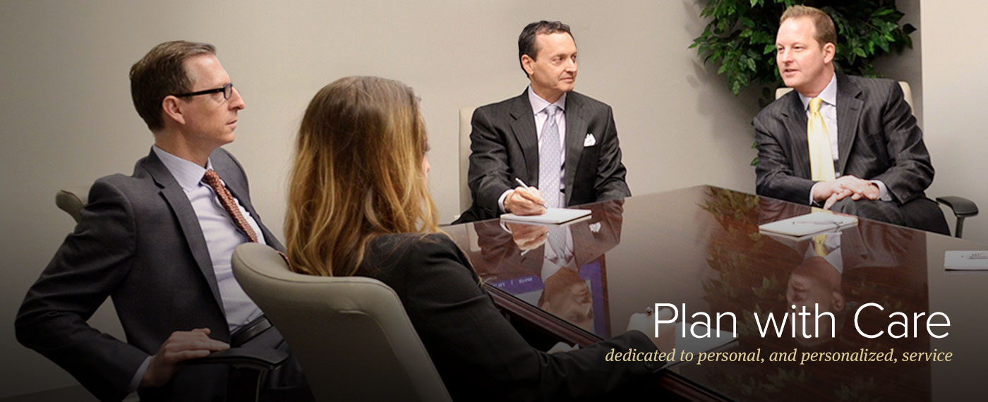 dedicated to personal, and personalized, service
